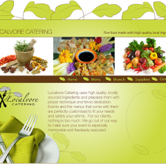Localvore Catering