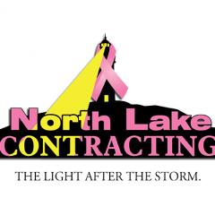 North Lake goes PINK!