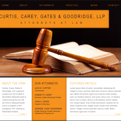 Curtis, Carey, Gates & Goodridge LLP