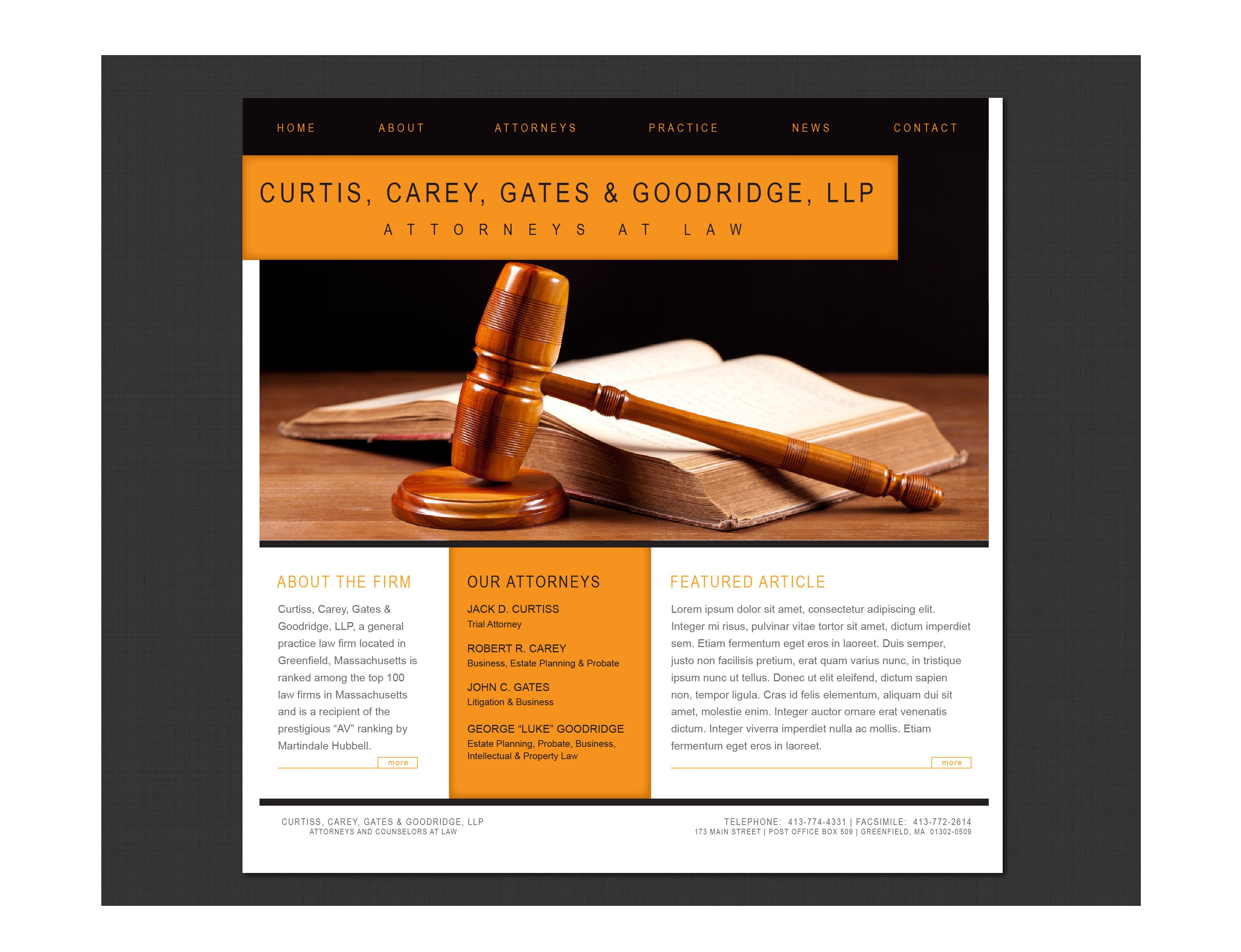 Curtis, Carey, Gates & Goodridge LLP